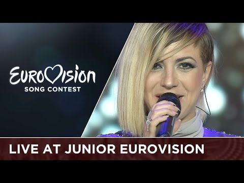 Poli Genova - If Love Was A Crime - LIVE at Junior Eurovision 2016 (видео)