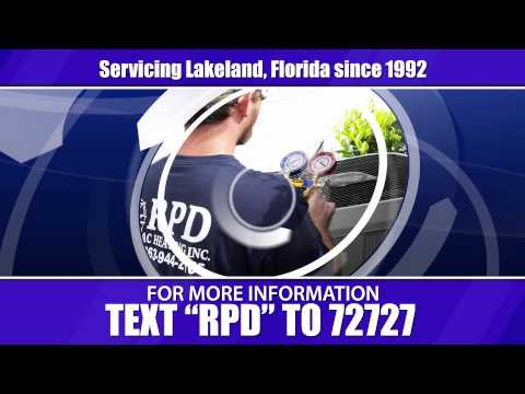 RPD AC and Heating Services Lakeland FL Air Conditioning Sales and Service