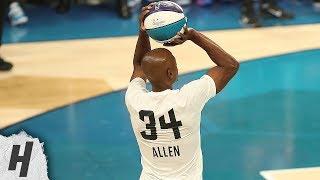 Video NBA Legends Three-Point Contest - Full Highlights | 2019 NBA All-Star Weekend MP3, 3GP, MP4, WEBM, AVI, FLV Februari 2019