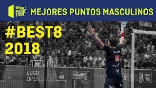 #Best8 Puntazos Masculinos World Padel Tour 2018
