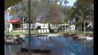 Moama Australia  City new picture : A Shady River Holiday Park Moama NSW Australia