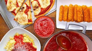 Veggie-Packed Tomato Sauce by Tasty