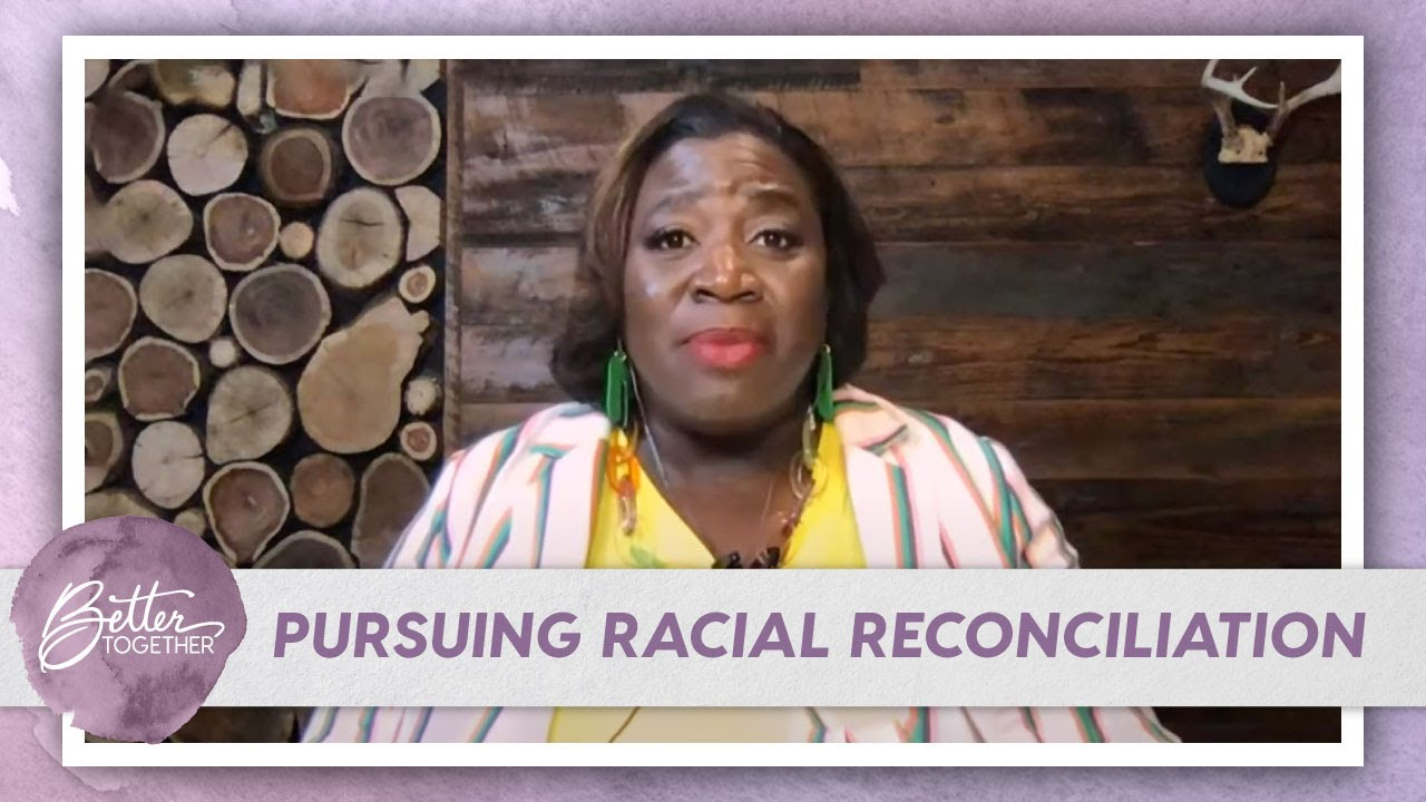 Latasha Morrison on RACE: How to Build a Bridge | Better Together TV