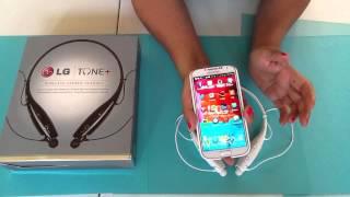 Video Review of LG Tone+ Wireless Headset MP3, 3GP, MP4, WEBM, AVI, FLV Juli 2018