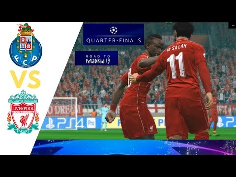 Porto Vs Liverpool - Highlights & Goals / Resumen 2019