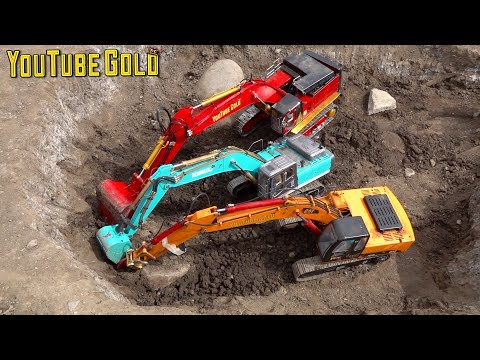 YouTube GOLD (S3 E14) A BiGGER NUGGET THAN YOU CAN FIND IN YER NOSE - IT IS MASSIVE!   RC ADVENTURES