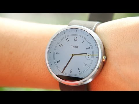 Moto 360 Smartwatch Review: One Size Doesn't Fit All