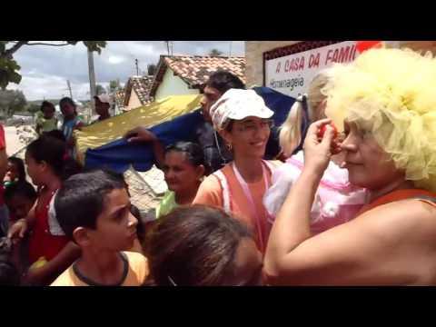 Festa da Criança. Caldas Brandão - PB, 2011