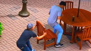 "Video Ultimate ""Chair Pulling"" Pranks Compilation - Funniest Public Pranks 2017 MP3, 3GP, MP4, WEBM, AVI, FLV Mei 2019"