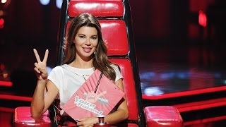 Video Top 9 Blind Audition (The Voice around the world XII) MP3, 3GP, MP4, WEBM, AVI, FLV Maret 2019