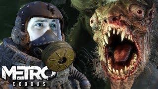 Mad Moscow Disease - Metro Exodus Gameplay