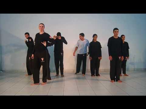 peça - Pantomina representada pelo ministerio de teatro filhos de gade da assembleia de Deus peniel de rolim de moura - RO.