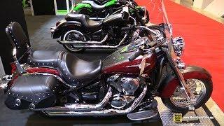 9. 2018 Kawasaki Vulcan 900 Classic LT - Walkaround - 2018 Montreal Motorcycle Show