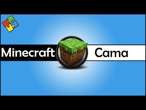 Minecraft como fazer uma cama bed tutoriais j for Cama minecraft