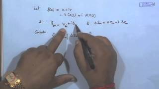 Mod-02 Lec-14 Line Integral In The Complex
