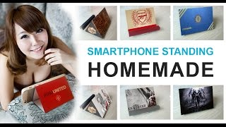 TUT-Download Homemade Mobile standing - YouTube