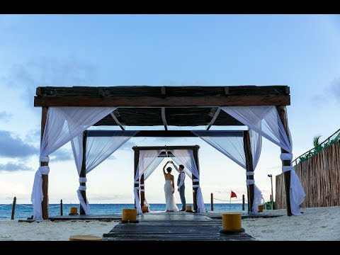Grand Sunset Princess Wedding Video Highlights