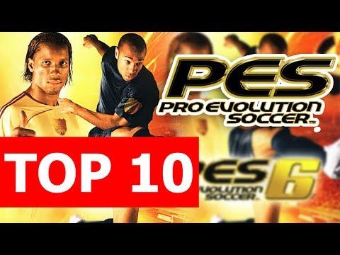 Top 10 sự thật thú vị về PES (Phần 1)