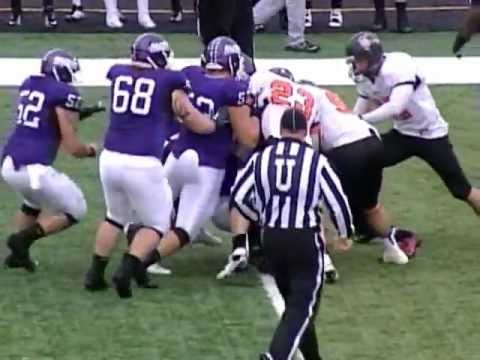 Mount Union - Heidelberg Highlights (10/27/12)