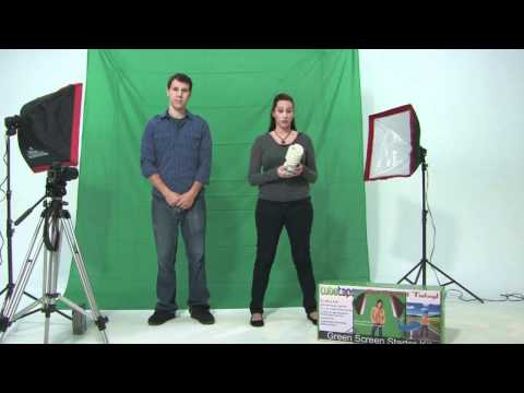 tubetape - Check out our new affordable green screen kits for Video and Photography. These are available at http://www.TubeTape.com.