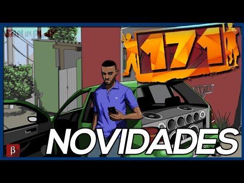 171: NOVAS IMAGENS, TUNNING E PRIMEIRAS MÚSICAS DO GAME! (видео)