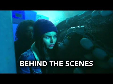 Siren (Freeform) Season 1 Behind the Scenes B-Roll (HD)