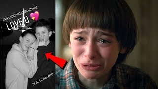 Noah Schnapp breaks up with Millie Bobby Brown because of this..
