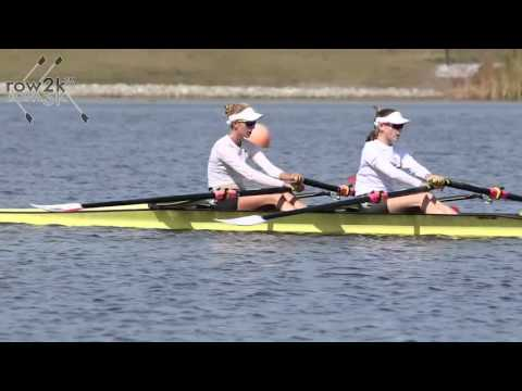2016 USA Rowing Olympic Trials - LW2x Training