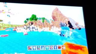 Kaboom Peninsula - Minecraft