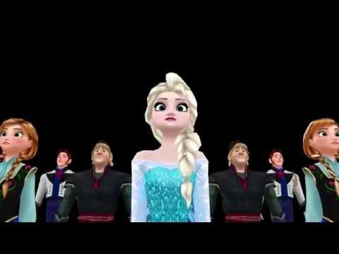 Disney's Frozen - Thriller by Michael Jackson