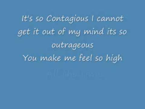 Contagious-Avril Lavigne(Lyrics)