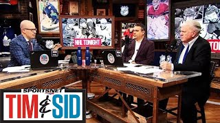 Jesperi Kotkaniemi Resuscitating Career Of Jonathan Drouin This Season | Tim and Sid by Sportsnet Canada