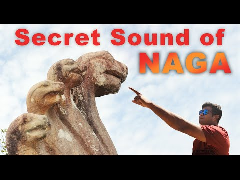 NAGA  - The Reptilian Secret of Sound & Frequency - Ancient Technology in Cambodia?