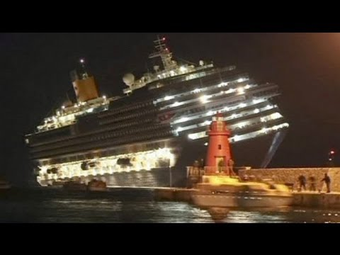 cruise ship Italy - http://www.euronews.net/ At least three people have been killed and others may still be missing after a luxury Mediterranean cruise turned to catastrophe off...