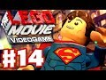 The Lego Movie Videogame Gameplay Walkthrough Part 14 S