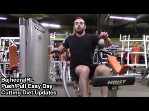 Bajheera – Bounce Back Workout – Natural Bodybuilding Vlog