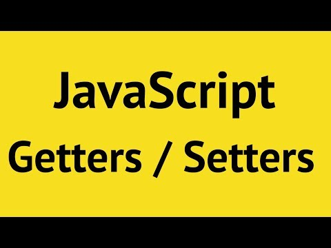 JavaScript Getters and Setters | Mosh