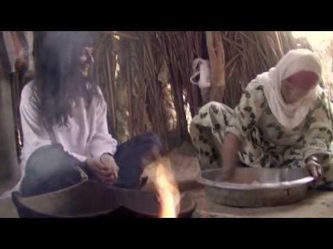 'Une berbère' : Poème de Nicole Coppey
