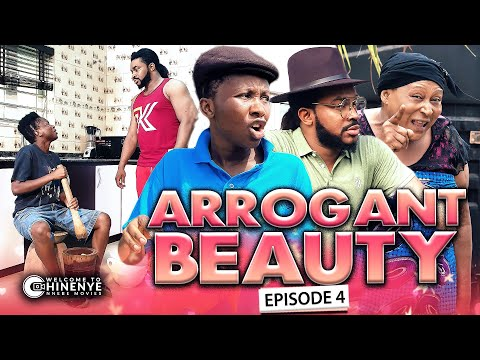 ARROGANT BEAUTY EPISODE 4 (New Hit Movie) 2020 Latest Nigerian Nollywood Movie Full HD