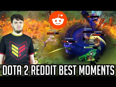 Reddit funny - Dota 2 Reddit BEST MOMENTS EP.1 by Time 2 Dota #dota2