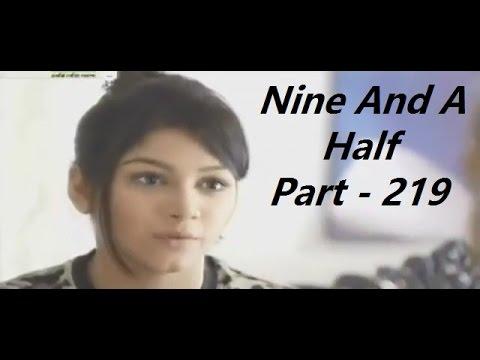 Bangla Comedy Natok Nine And A Half Part 219