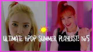 Hey guys here are some more KPop songs to add to your summer playlist! Added 30 in total :) Enjoy! I'll update the summer ...