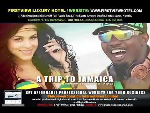 A TRIP TO JAMAICA Another Adventure of Akpos