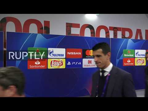 LIVE: Mixed Zone Following Liverpool Vs. PSG Match
