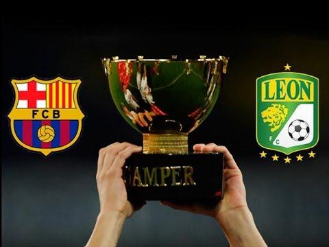 6 0 - FC Barcelona vs Club León 6-0 All Goals & FULL Highlights (Trofeo Joan Gamper) 18/08/2014FC Barcelona vs Club León 6-0 All Goals & FULL Highlights (Trofeo Joan Gamper) 18/08/2014FC ...