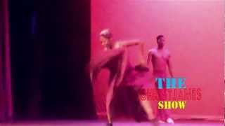 Andrea Kelly  - Beautiful Dance Performance { Pink Kitty Cabaret} Part 1