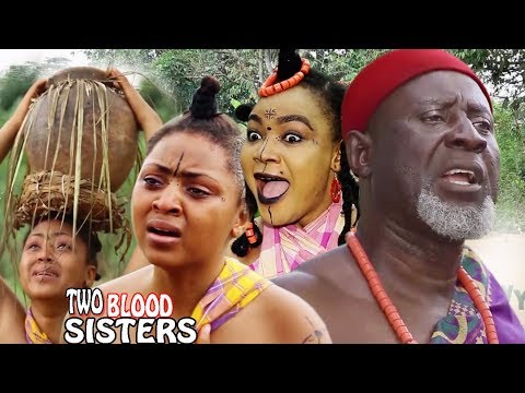 Two Blood Sisters Season 3 - Regina Daniel & Reachel Okonkwo 2017 Latest Nigerian Movie