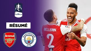 Revivez la qualification d'Arsenal contre Man city