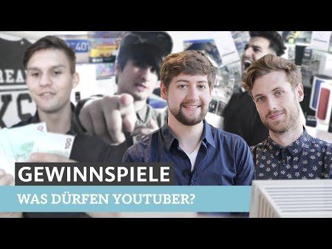 YouTube: Gefakte Gewinnspiele - Verfahren gegen YouTube ...