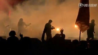 NEW LIVE VIDEO ONLINE: Holymen @ MIDI festival, CHINA 2015
